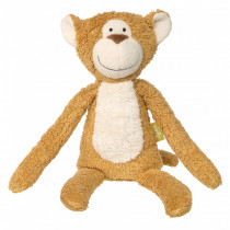 Sigikid Cuddly Monkey, Organic Cotton