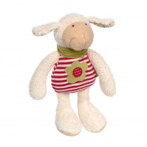 Sigikid Cuddly Sheep Soft Toy, Organic Cotton
