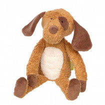 Sigikid Cuddly Dog Soft Toy, Organic Cotton