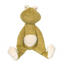 Sigikid Cuddly Frog Soft Toy, Organic Cotton