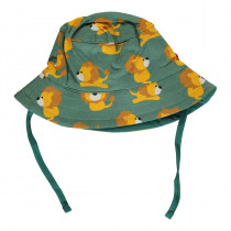 Maxomorra Lion Sun Hat 56/58cm (9-12 Years)