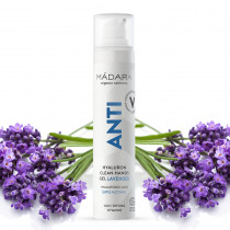Madara ANTI Hyaluron Clean Hands Gel - Lavender 50ml