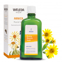 Weleda Arnica Muscle Soak Gift 200ml