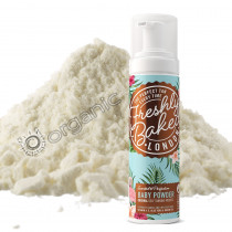 Freshly Baked London Dark Baby Powder Scented Self Tan Mousse 200ml