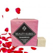 Beauty Kubes Shampoo for Normal & Dry Hair - 27 Kubes