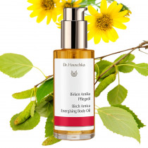 Dr Hauschka Birch Arnica Energising Body Oil 75ml