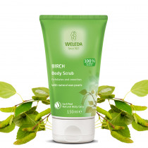 Weleda Birch Body Scrub 150ml