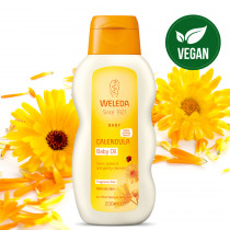Weleda Fragrance Free Calendula Oil 200ml