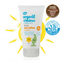 Green People Organic Children Sun Lotion SPF30 - Scent Free 150ml