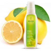 Weleda Citrus Hydrating Body Lotion 200ml