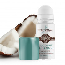 Eco by Sonya Organic Coconut Deodorant 60ml