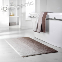 Dyckhoff Colori Bath Mat 100% Organic Cotton Brown