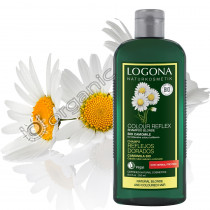 Logona Colour Care Shampoo Chamomile for Blonde Hair 250ml