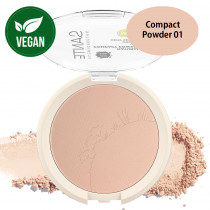 Sante Compact Powder No. 1 Cool Ivory 9g