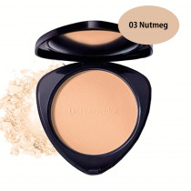 Dr Hauschka Compact Powder 03 Nutmeg 8g - SPECIAL PRICE 07/2019