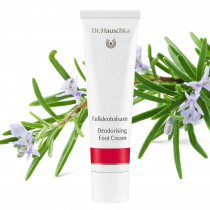Dr Hauschka Deodorising Foot Cream 30ml