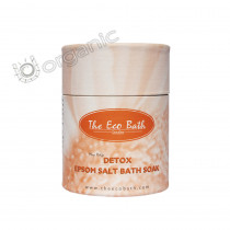 The Eco Bath Detox Epsom Salt Bath Soak 250g
