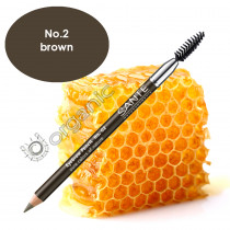 Sante Eyebrow Pencil No. 2 Brown 1.4g