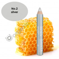 Sante Eyeshadow Pencil No. 2 Silver 3.2g