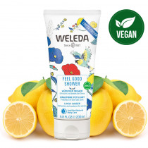 Weleda Feel Good Shower 200ml