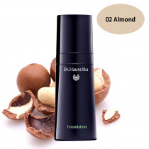 Dr Hauschka Foundation 02 Almond 30ml
