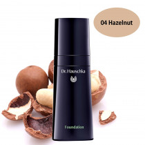 Dr Hauschka Foundation 04 Hazelnut 30ml