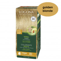 Logona Golden Blonde Herbal Hair Colour 100g