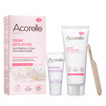 Acorelle Hair Removal Cream & Soothing Aftercare Lotion 75ml