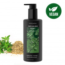 Madara Infusion Vert Moisture Hand & Body Soap 300ml
