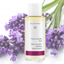 Dr Hauschka Moor Lavender Calming Bath Essence 100ml