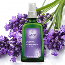 Weleda Lavender Relaxing Body Oil 100ml