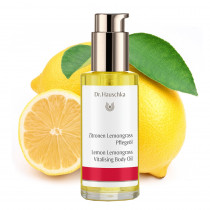 Dr Hauschka Lemon Lemongrass Vitalising Body Oil 75ml