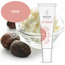 Weleda Rose Tinted Lip Balm 10ml