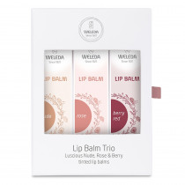Weleda Lip Balm Trio Gift Set