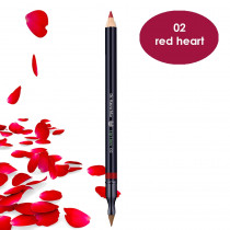 Dr Hauschka Lip Liner 02 Red Heart 1.05g
