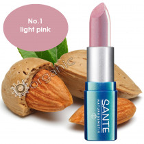 Sante Lipstick No. 1 Light Pink 5g