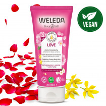 Weleda Love Pampering Creamy Body Wash 200ml