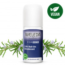 Weleda MEN 24h Roll-On Deodorant 50ml