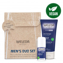 Weleda Men's Duo Gift Set