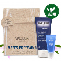Weleda Men's Grooming Gift Set