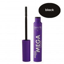 Sante Mini makes MEGA Lashes Mascara Black 10ml