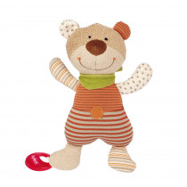 Sigikid Musical Bear, Organic Cotton