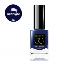 The Organic Pharmacy Nail Polish Midnight Blue 11ml