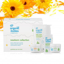 Green People Organic Babies Newborn Collection