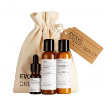 Evolve Organic Haircare Essentials Gift Set
