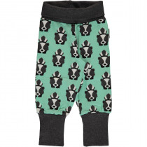 Maxomorra Skunk Rib Pants