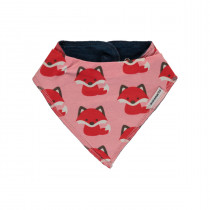 Maxomorra Fox Dribble Bib - One Size