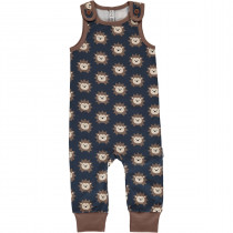 Maxomorra Hedgehog Playsuit Long