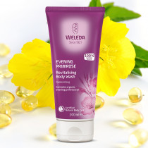 Weleda Evening Primrose Age Revitalising Body Wash 200ml
