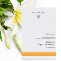 Dr Hauschka Renewing Night Conditioner 50 x 1ml Ampules